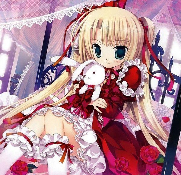 Manga fille page 3 - Fille manga image ...